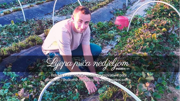 Poljoprivrednik iz Pakraca završio je u europskim medijima. Zanimalo ih je kako radi