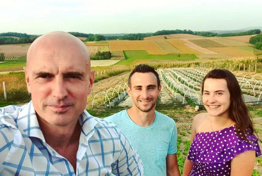 Mladi poljoprivrednik iz Pakraca europska zvijezda! Za RTL otkrio tajnu uspjeha: 'Upornost i volja su ključni…'